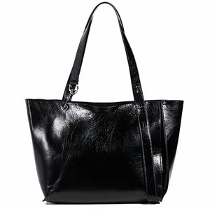 NWT Rebecca Minkoff Stella Medium Tote - Black